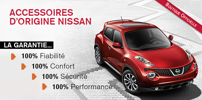 Pieces Nissan d'origine